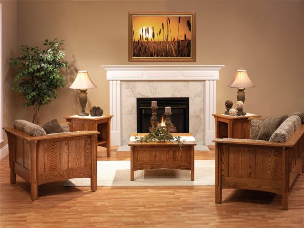 rustic furniture ideas