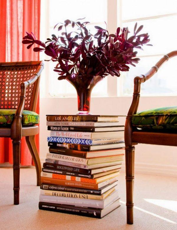 book room decor