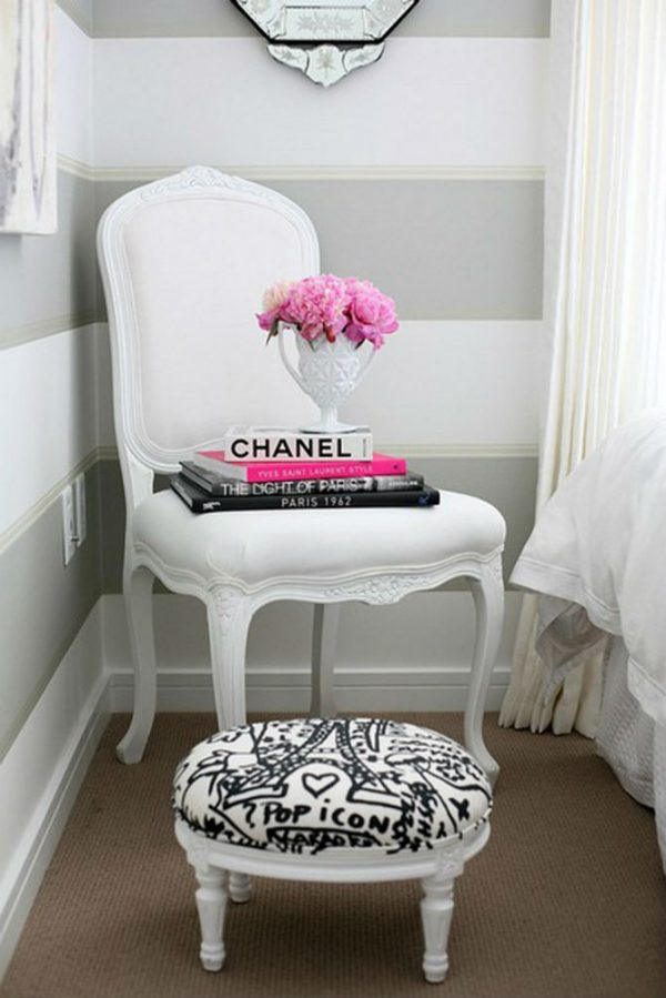 chanel decor books
