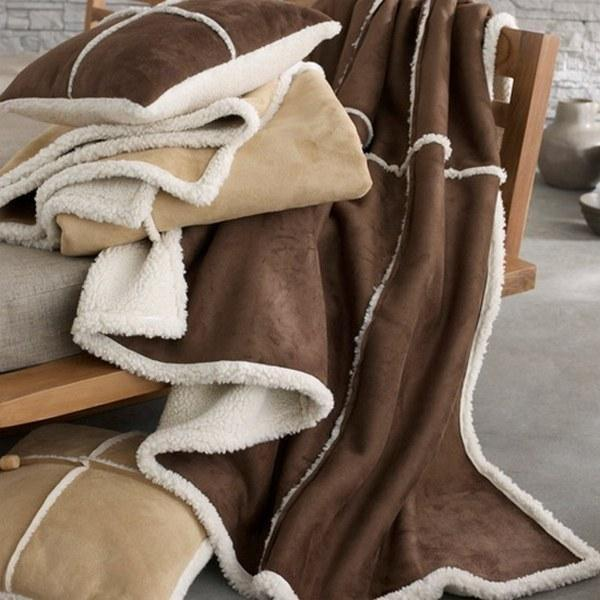 beautiful blankets and throws