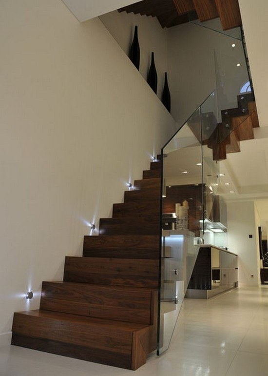 stair lighting indoor