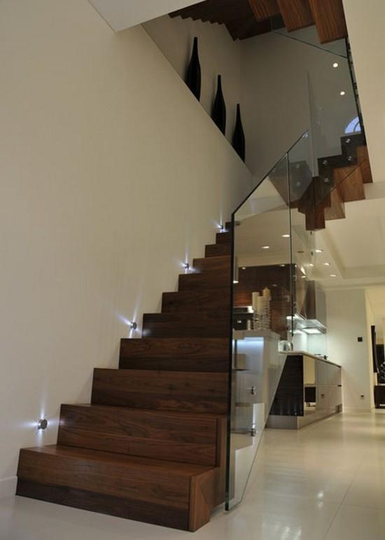 stair lighting indoor