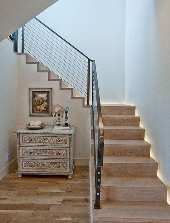 indoor led stair lights