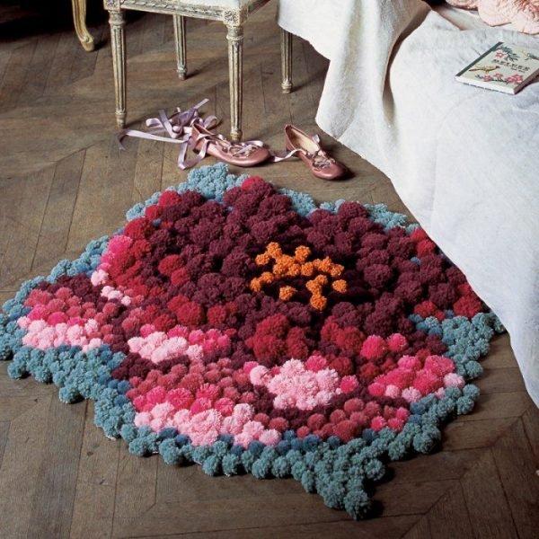 pompom rug2