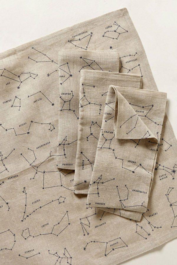 galaxy print fabric