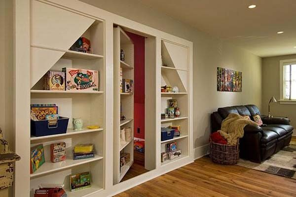 Secret room ideas