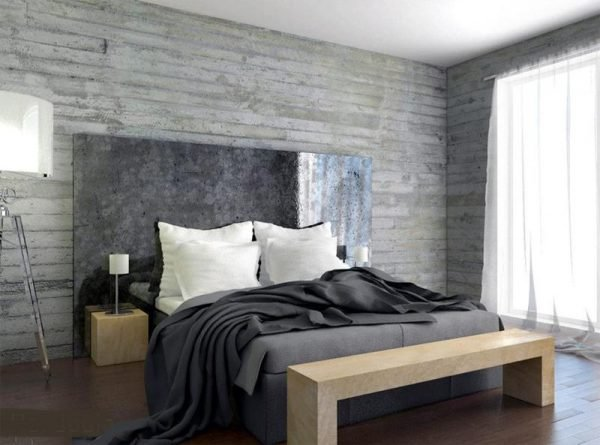 concrete wall design ideas