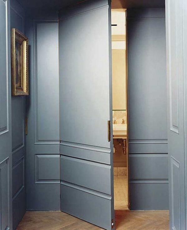 secret room doors