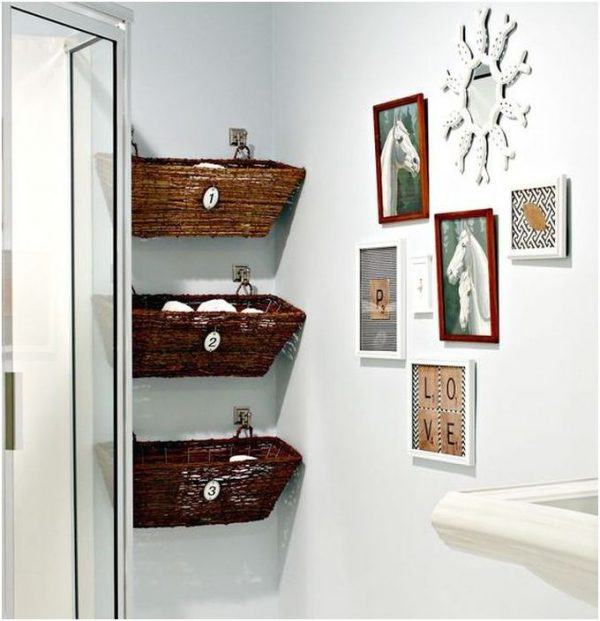 storage solutions for bathroom