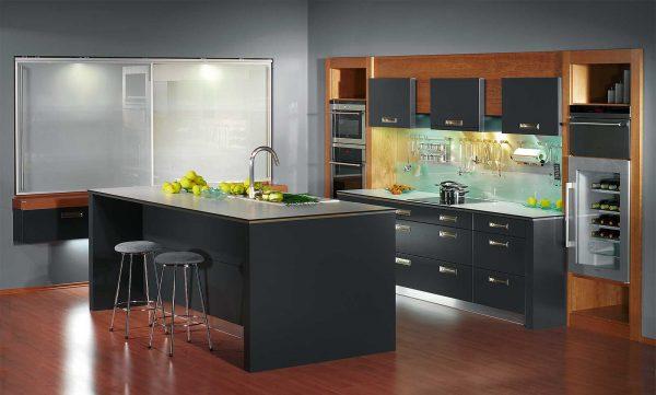 stainless steel kitchen ideas