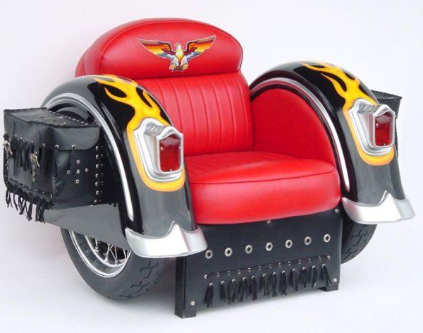 old car furniture