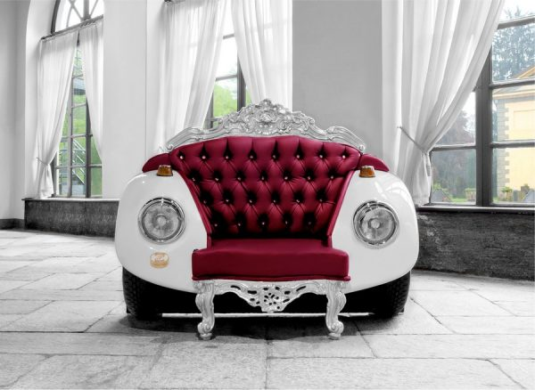 classic car room decor