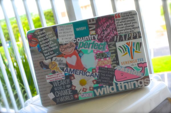make your own laptop cover