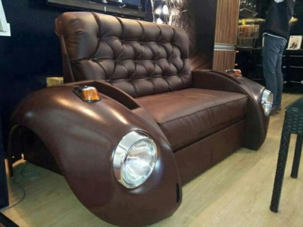 car inspired furniture