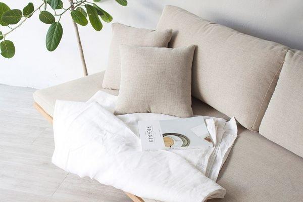 minimalist couch
