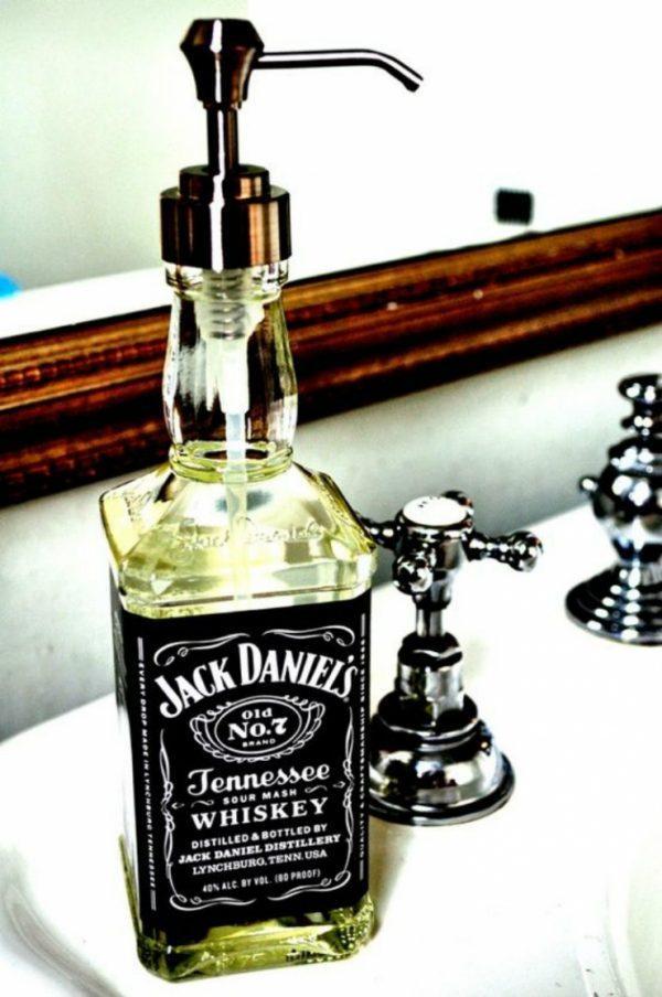 soap bottle holder
