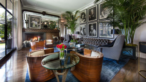 modern high gloss furniture