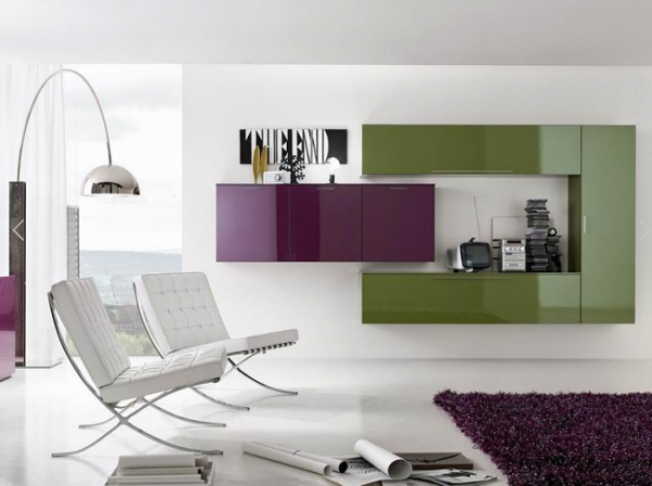 high gloss contemporary furniture