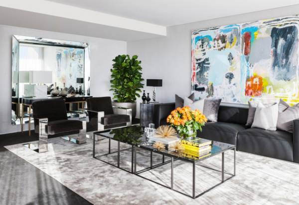 gloss furniture living room