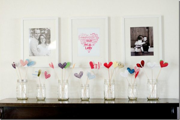 valentine ideas decorating