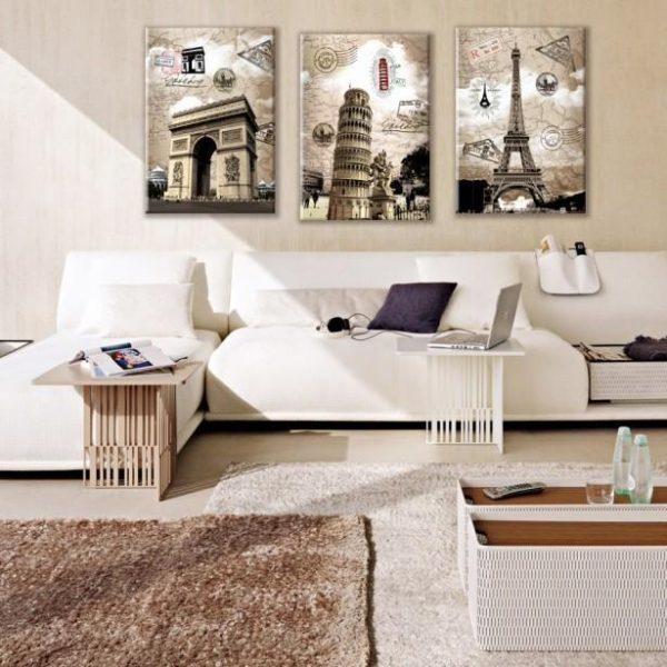 parisian decorating style
