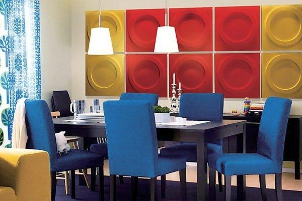 3d panel wall design