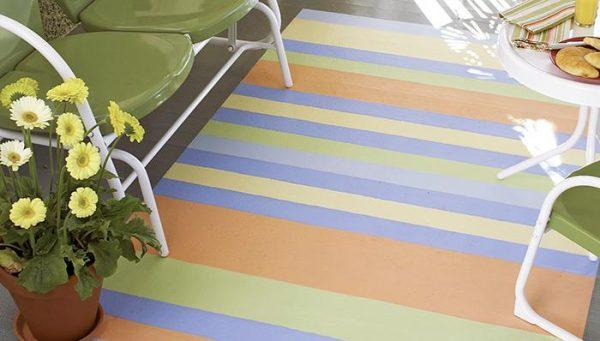 painting a porch floor 1
