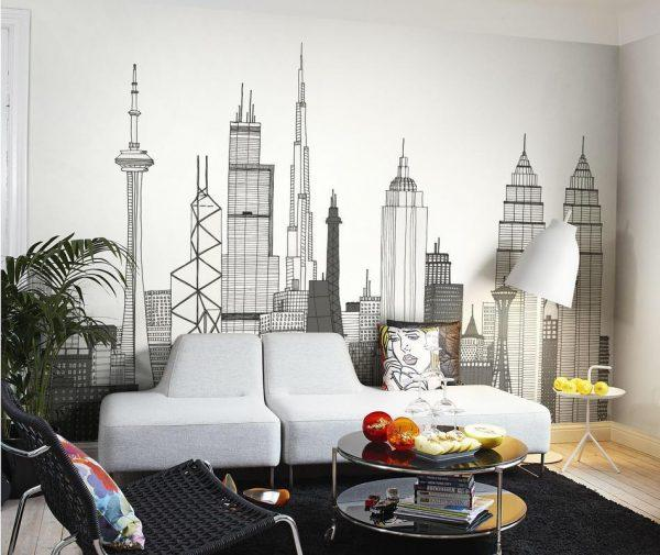 city themed decor 3