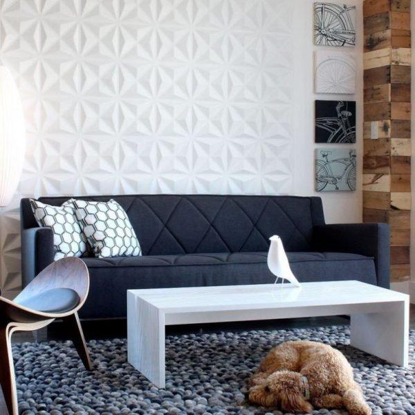 3d modern wall art