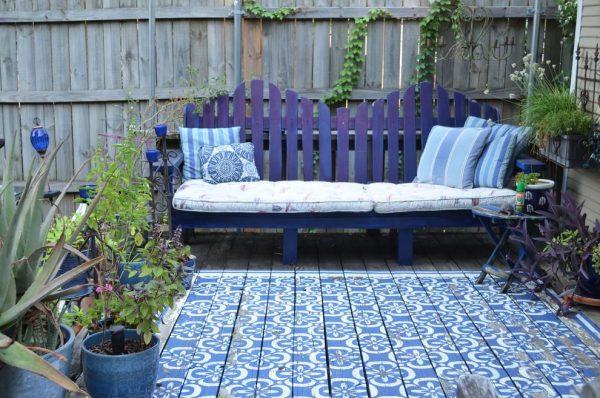 patio floor paint ideas
