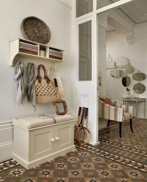bench furniture with storage