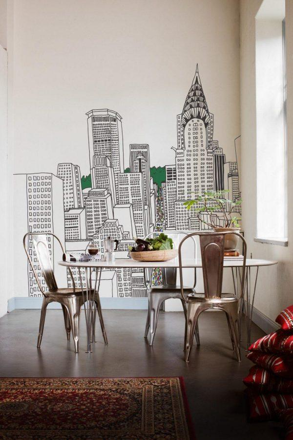 city themed decor 10