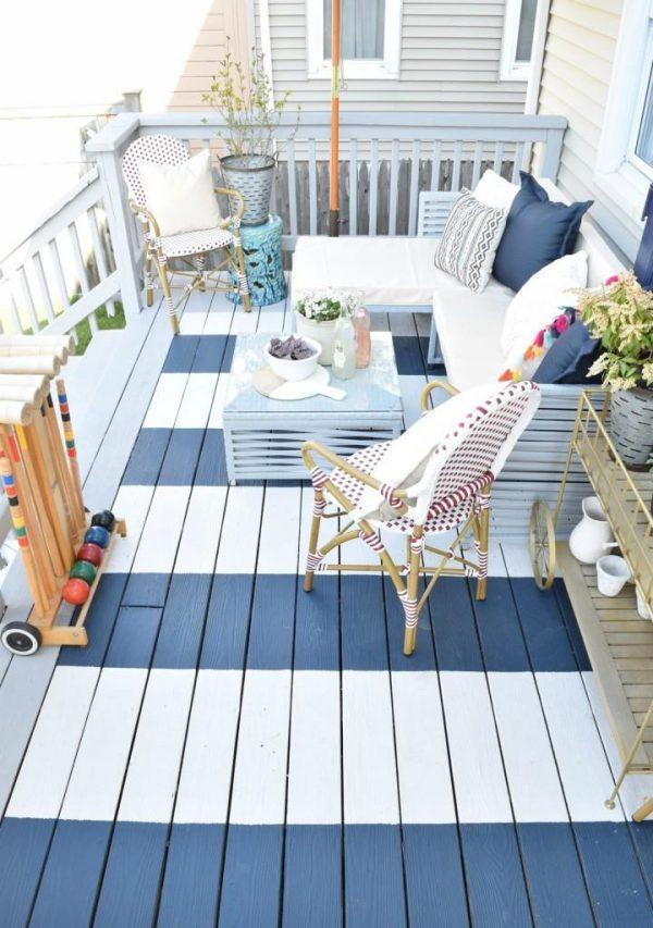 porch flooring ideas