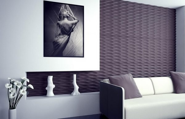 visual wall art in 3d