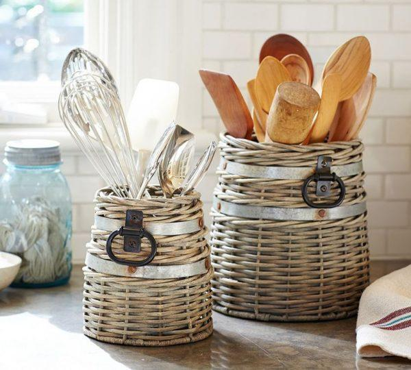 baskets organization storage