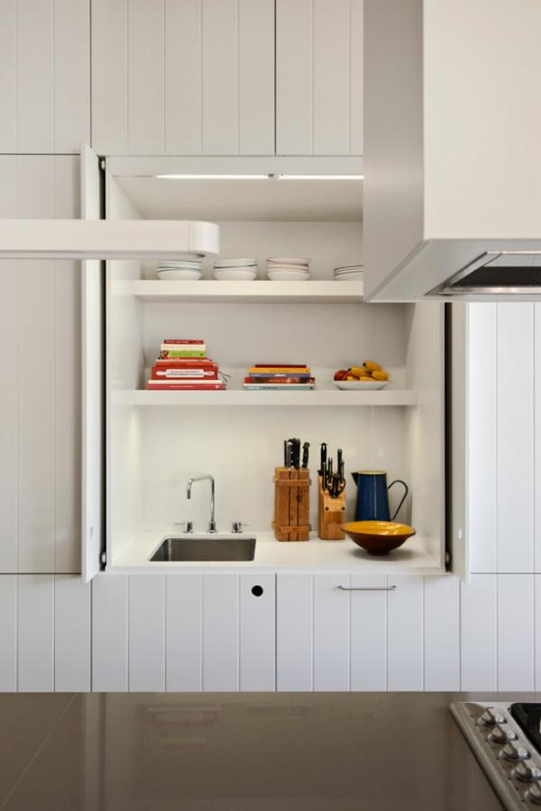 modern butlers pantry design