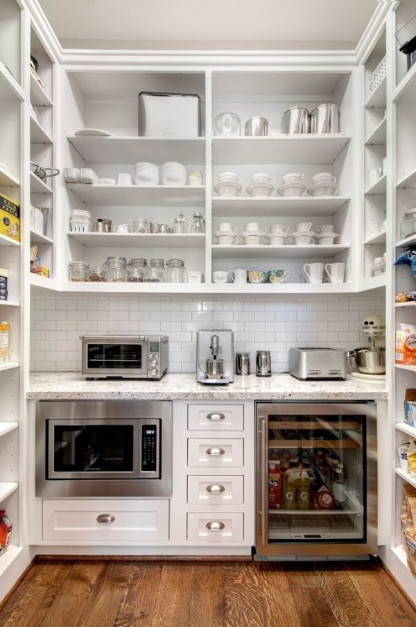 Cool Colors For Kitchen Pantry