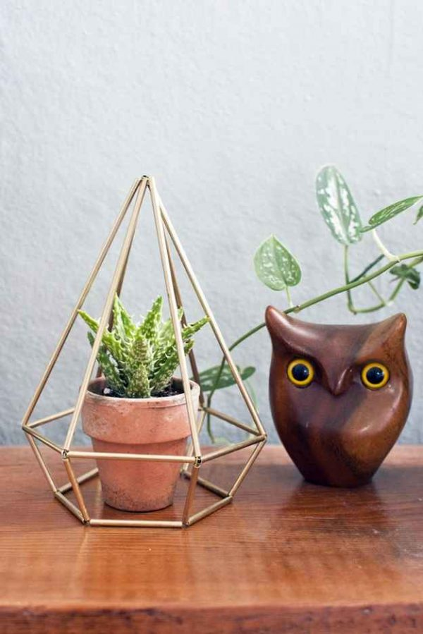 geometric home decor