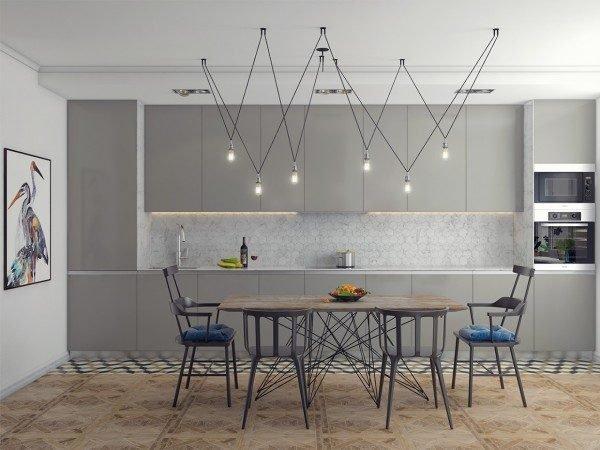 Geometric furniture 2