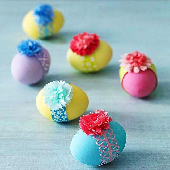 egg decorations for easter