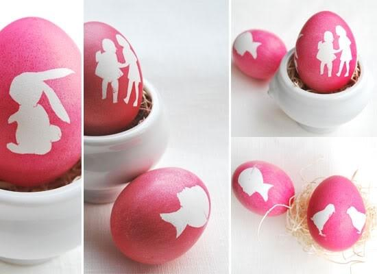 easter eggs handmade