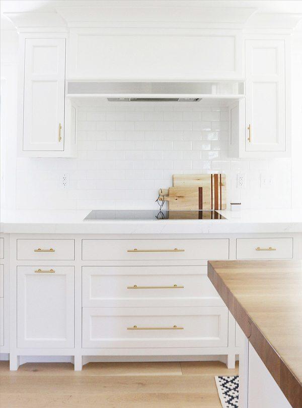 brass kitchen handles 1