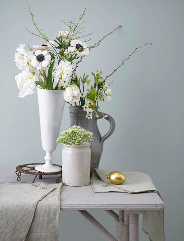 easter floral arrangements to make at home