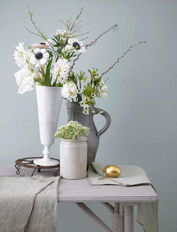 easter floral arrangements to make at home