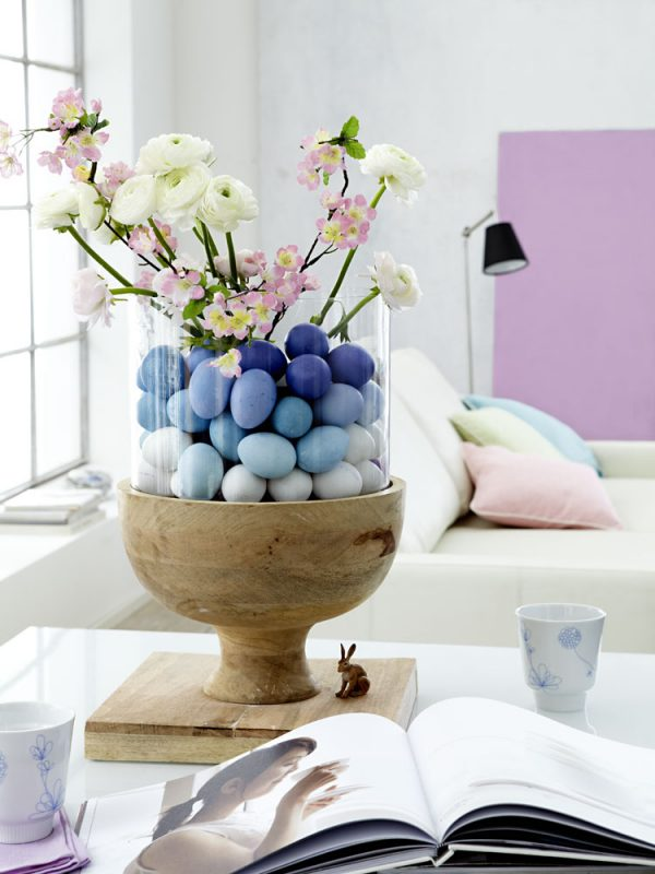 cheap easter centerpieces