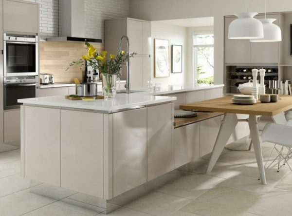ideas for white kitchen cabinets