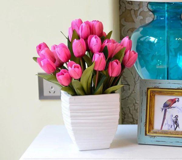 tulip decorations