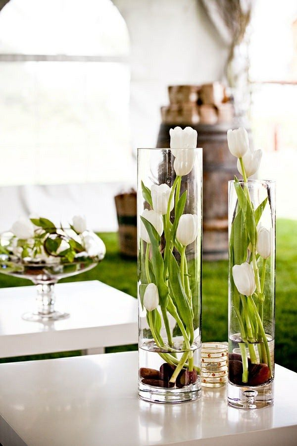 Tulip decorating ideas