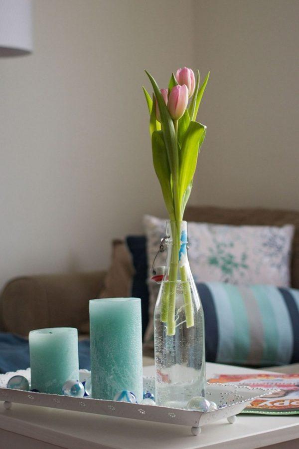 tulip flower arrangements