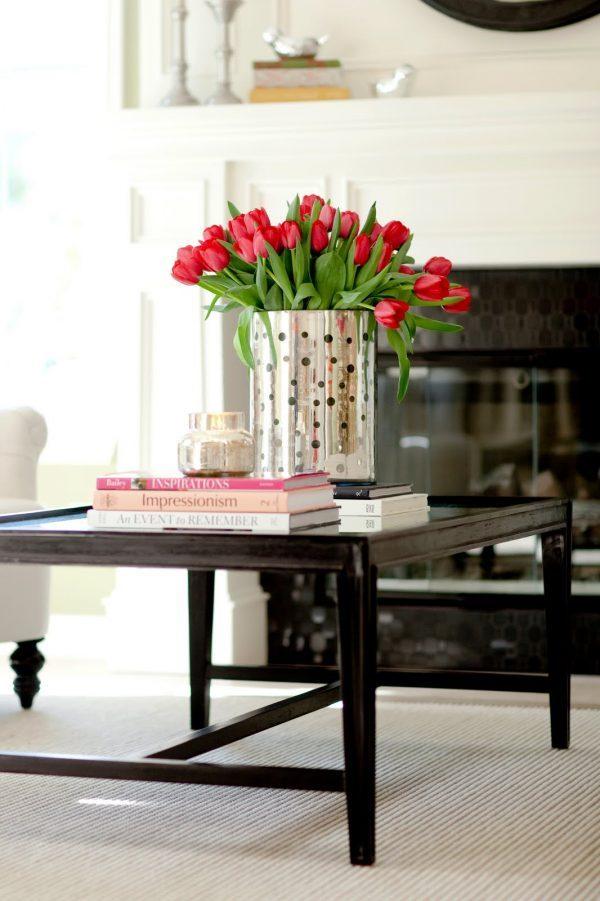 tulip table arrangements
